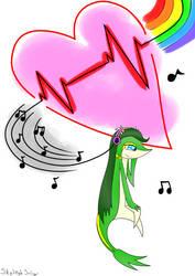 Heartbeat by SkyHighSnivy