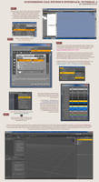 Customizing DAZ Studio Interface: Tutorial 1 by SnowSultan