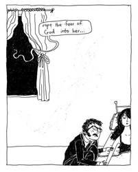 rape the fear of God into her. by boobookittyfuck
