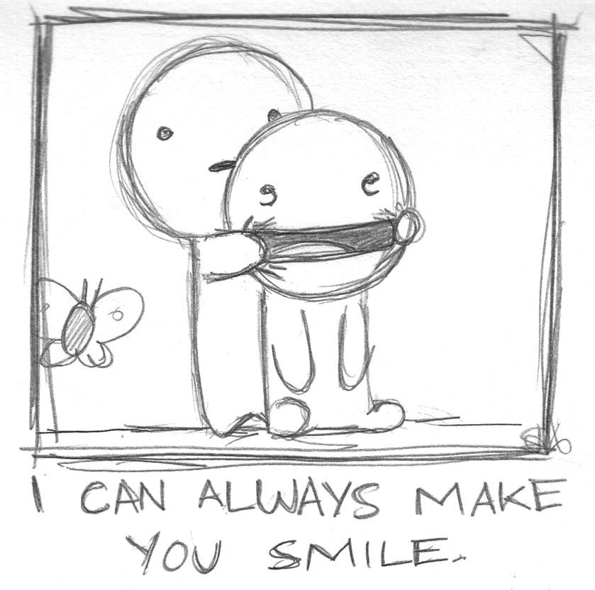 I Can Always Make You Smile By Boobookittyfuck On Deviantart