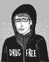 drug free. by boobookittyfuck