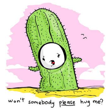 will somebody please hug me. by boobookittyfuck