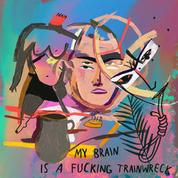 trainwreck brainwreck by boobookittyfuck