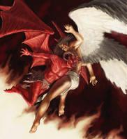 Angelic War by R-Tan