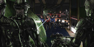 The Borg Have Adapted by R-Tan