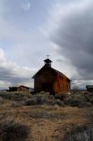 Homestead Church by Thundercatt99