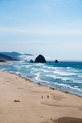 Cannon Beach Summer by Thundercatt99