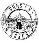 Guns N' Roses logo :: INKSTAMP EDIT by VRocketQueen