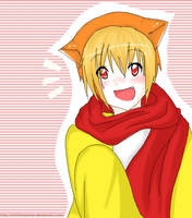 Sakutarou -- Happy by MiniMiniYame