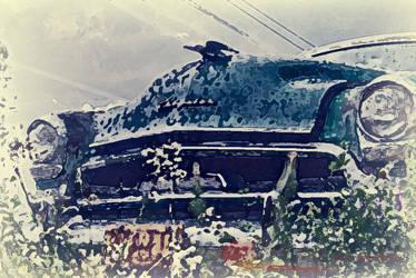 wrecks by digitalartist94