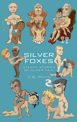 Silver Foxes by Kimballgray