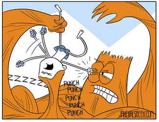 Luscious Glory Comic by JakeKalsbeek