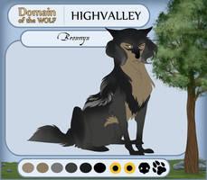 DotW: Bronwyn by lightningspam