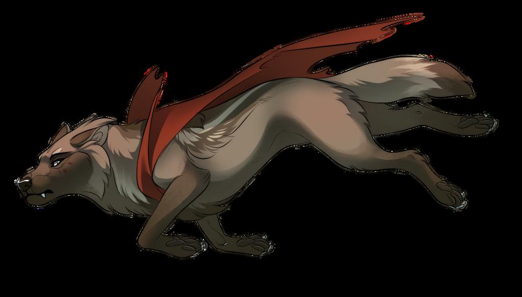 Big Bad Wolf Or Little Red Riding Hood By Lightningspam On Deviantart