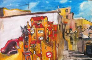Vallicaldi way by scifo