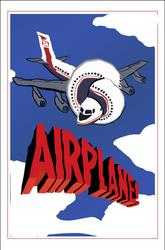 Movie Poster Illustrations: Airplane! by Vigorousjammer