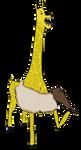 This Giraffe Slayed a Caveman by Vigorousjammer