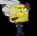 Johnny the Blockhead by Vigorousjammer