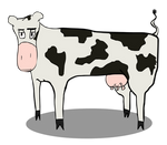 Cow. Just Cow. by Vigorousjammer