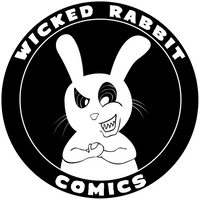 Wicked Rabbit Comics Logo by Vigorousjammer