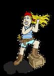 Pirate Lady by Vigorousjammer