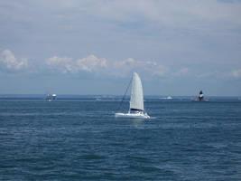 Ships Set Sail by Vigorousjammer