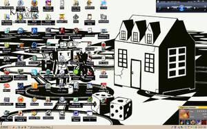 Kino's Desktop... journey... by Vigorousjammer