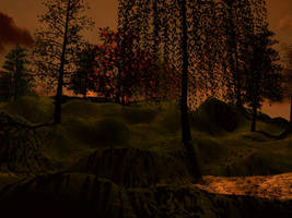 Daybreak Landscape by Vigorousjammer