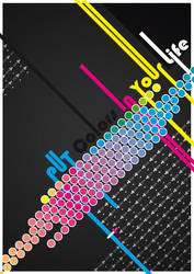 Put Color In Your Life by Man-i