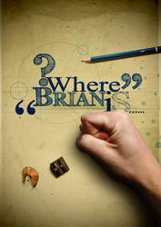 Where is Brian ? by Man-i