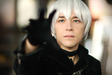 9S (NieR: Automata) - Come to me! by Snowblind-Cosplay