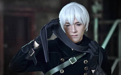 9S (NieR: Automata) - All over by Snowblind-Cosplay