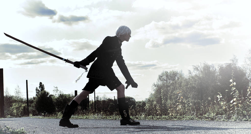 9S (NieR: Automata) - Nothing matters anymore by Snowblind-Cosplay