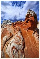 Sandstone Storm by Ian-Plant