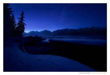 Twilight Blue by Ian-Plant