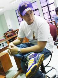 Laker Fan? by brianbayona