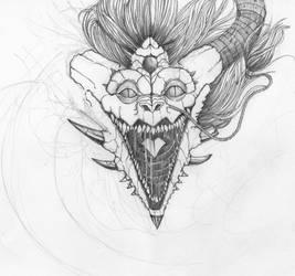 Rising Dragon by brianbayona
