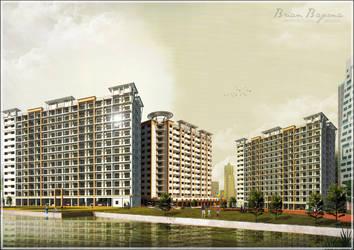 Residential Buildings by brianbayona