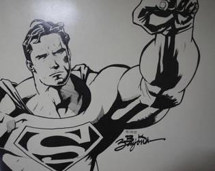 SUPERMAN ROOM TRIP by brianbayona