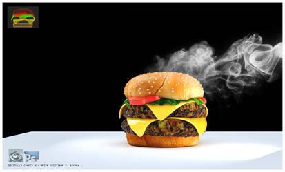 Burgerboy by brianbayona