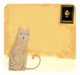 DAILY CAT by krecha