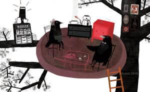 HOME SWEET HOME by krecha