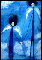 ANGEL'S LOVE by krecha