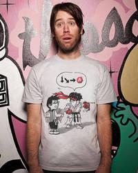 Hadoken? tee shirt by C0y0te7