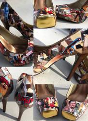 Iron Man Heels 2 by MargotlaRue