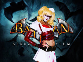 Arkham Asylum by Youei