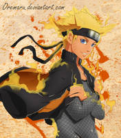 Uzumaki Naruto by Oremaru