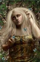 Among The Butterflies by sweetangel1