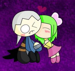 Cute Kiss-Beijo Fofo by PrettyTak
