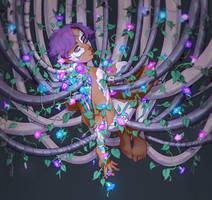 Roots Redraw by Heenifer